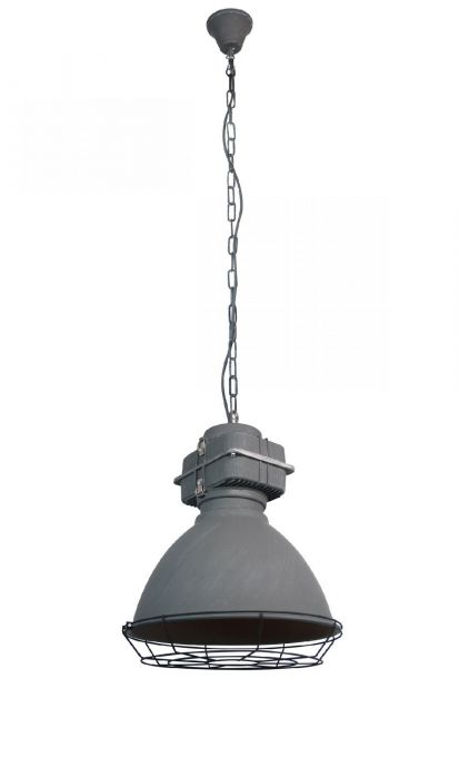 Boston loftowa lampa wisząca beton  1187132 Britop Lighting