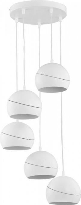 Brillo White lampa wisząca 2311 TK Lighting